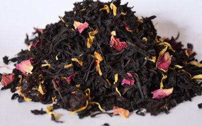 Date Black Tea