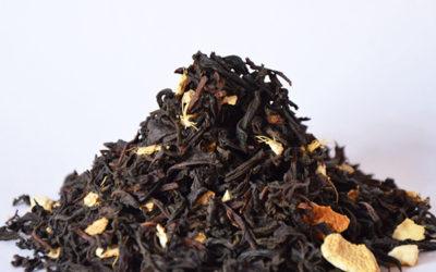 Lemon & Ginger Black Tea