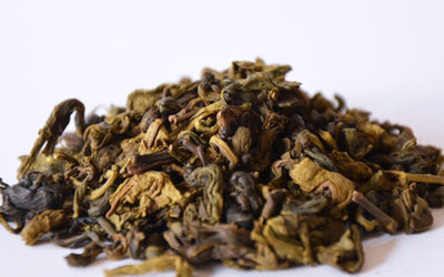 Ceylon Young Hyson Green Tea
