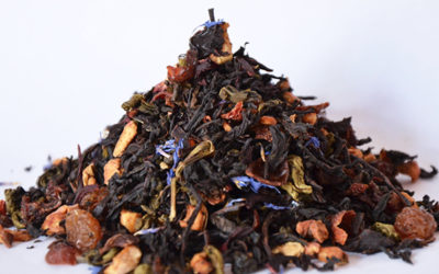 Forest Fruit Black & Green Tea Blend
